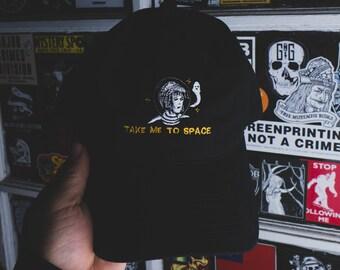 Take me to Space + free shop sticker