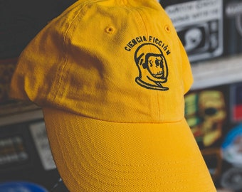 Ciencia ficción - Retro Spanish Science-Fiction hat (+ free shop sticker)