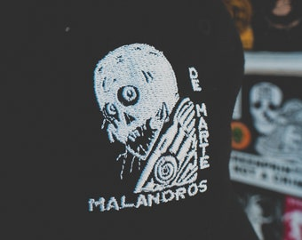 Malandros de Marte (Thugs from Mars) + free shop sticker