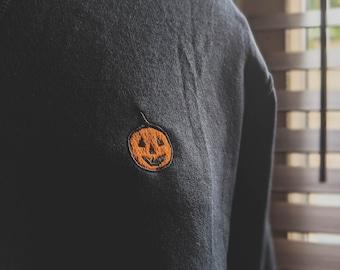 Classic style Pumpkin sweater