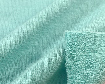 Loop Terry (Towel) Poly/Cotton Knit
