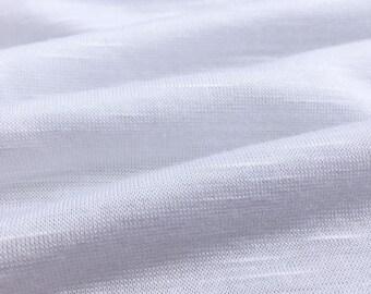100% Rayon Slub Jersey ( Full Roll )