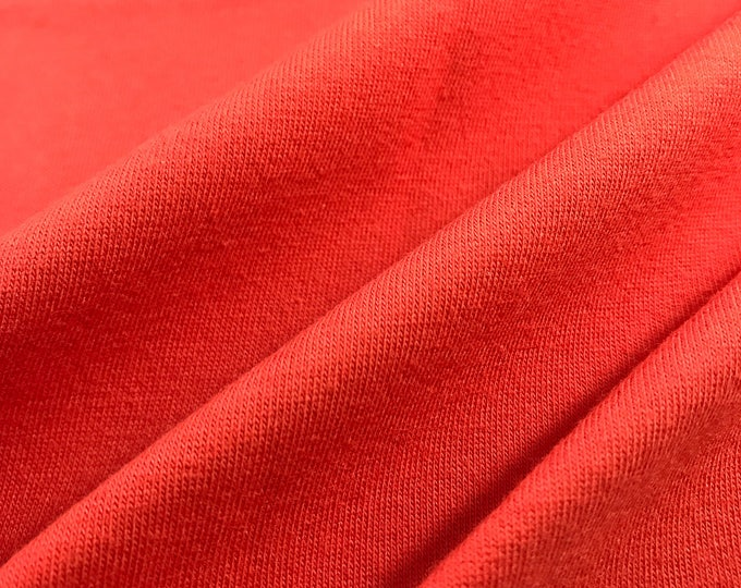Cotton/Spandex Stretch Jersey (Bottom Weight)