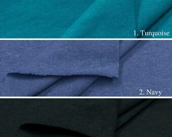 100% Cotton T-shirt Jersey (Wide Width)