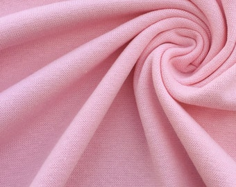 100% Cotton 1x1 Rib Knit