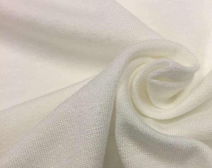 Low Pill Modal/Spandex Non Sheer Dress Fabric