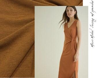 Micromodal/Spandex Dress Fabric