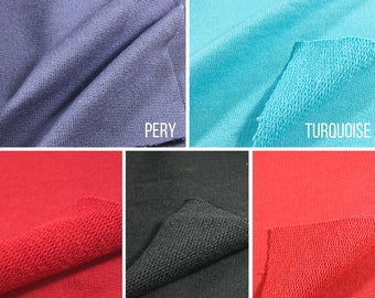French Terry Fabrics