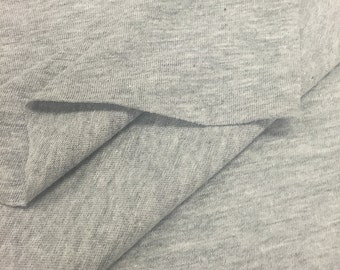 Heather Grey T-shirt Jersey