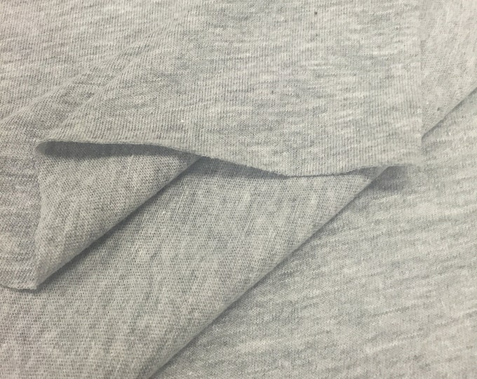 Heather Grey T-shirt Jersey