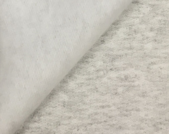 Ash Grey Fleece