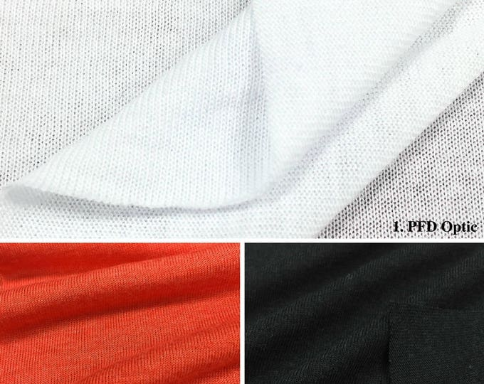 Poly/Rayon Jersey (Light Weight)