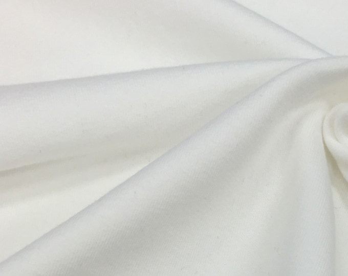 Soft and Stretchy Cotton Fleece