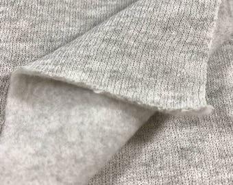 Poly/Cotton Sweatshirt Fleece