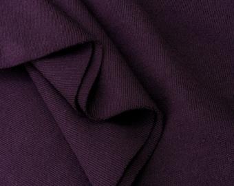 Cotton Blend Interlock