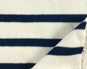 100% Organic Cotton Stripe Fleece