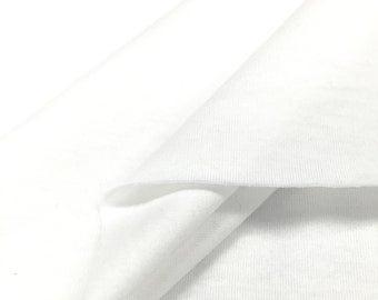 100% Supima Cotton Sheer Jersey