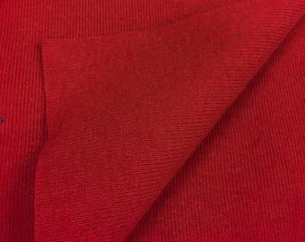 100% Combed Cotton 1x1 Rib