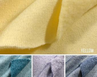 Plush Poly/Cotton Sherpa