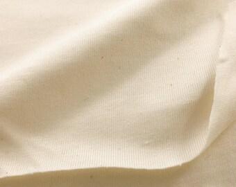 100% Organic Cotton Jersey (Men's T-shirt Weight)