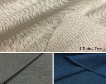 100% Modal Jersey (T-shirt Weight)