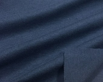 100% Combed Cotton 1x1 Rib
