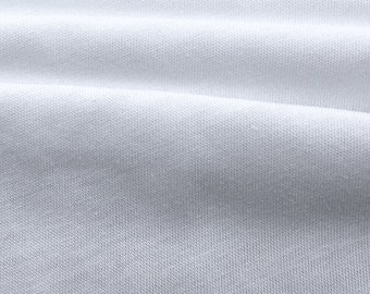 100% Supima Cotton Jersey (Menswear)