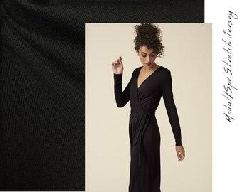 Modal/Spx Stretch Jersey (Dress Weight)