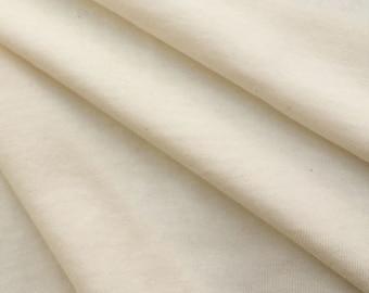 100% Combed Cotton Jersey (Medium Weight)
