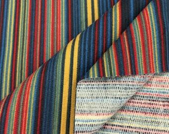 100% Cotton Striped Corduroy