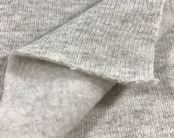 Poly/Cotton Sweatshirt Fleece
