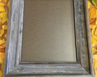 5 X 7 Inch Barn Wood Picture Frame Etsy