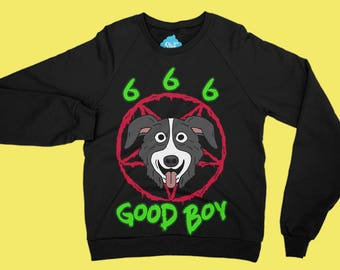 GOOD BOY | | Sweatshirt designed by us, with love.