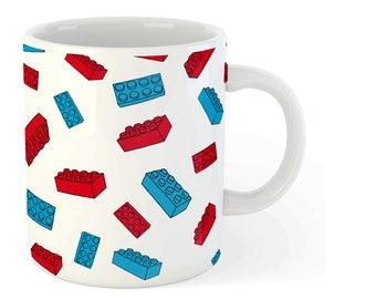 Bricks | |  Mug designed by us, with love.