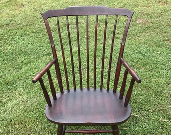 Superieur Windsor Chair, Antique Nichols U0026 Stone, Gardner Mass,Antique Chair, Circa  1800s