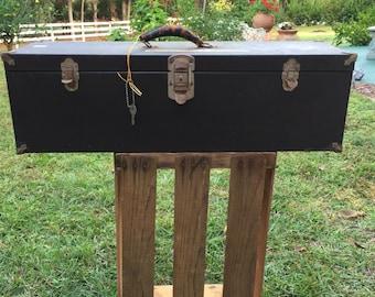 Vintage SK Metal Tool Box