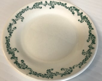 Grindley Hotel Ware, Made in England, Restaurant China, Blue Plate Special