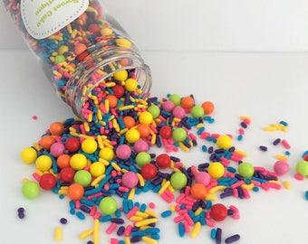 Rainbow Brite Sprinkles Mix