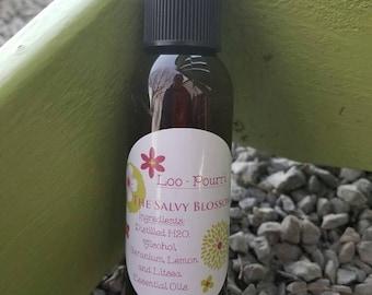 Loo - Pourri Bathroom Spray, Toilet Spray,Chemical Free Essential Oil Blend