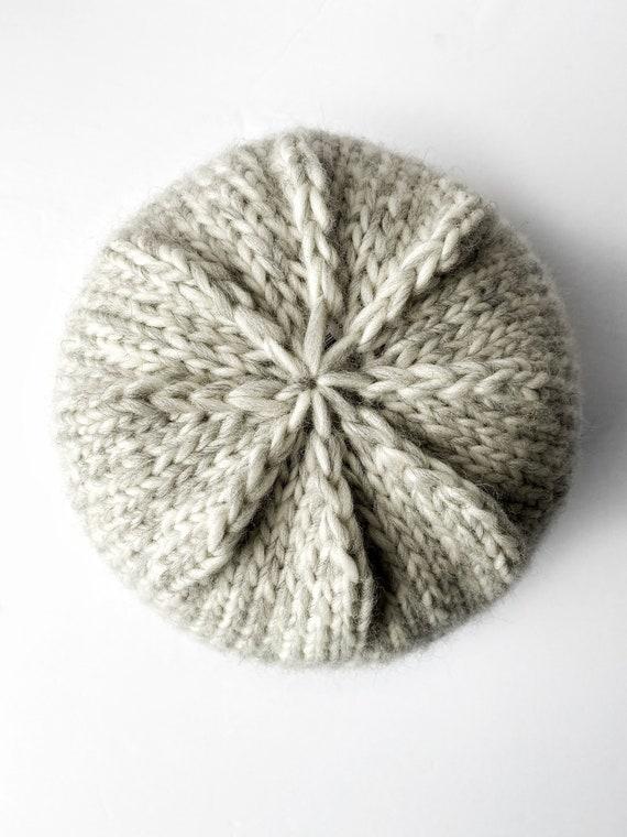 Knit ROYAL BUNDLE  Elizabeth /& Margaret Toque  Whiteowlcrochetco Knitting Pattern  We Are Knitters  Beanie Pattern  Toque Beanie  Hat