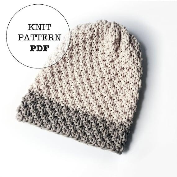 e6e6f3f5a05 Knitting Pattern  Saturday Slouch  whiteowlcrochetco knitting