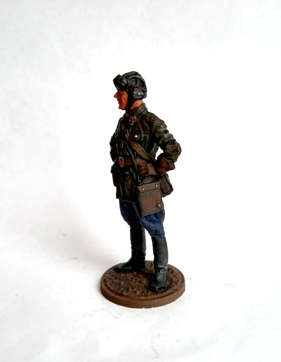 Red Army soldier USSR 1939-41 Tin Soldiers WWII 54mm WW2-22