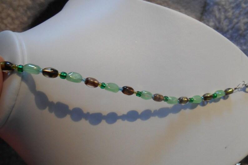 beaded sets Turquoise necklace earring bracelet set,sets