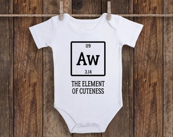 Nerd Baby Gift Baby Shower GIft Funny Baby Clothes Geek Baby Clothes Nerdy Baby Geek Gift Proof That Nerds Get Laid Nerd Baby Clothes