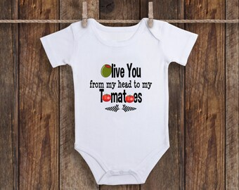 2ee988810707 Olive baby clothes