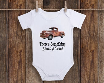 Baby Girls Organic Coverall Cartoon Clip Art Dump Truck Baby Clothes