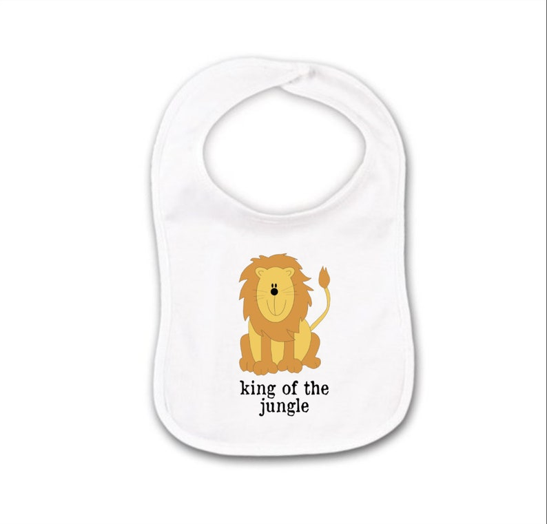 3880261e7 King Of The Jungle Onesie Animal Onesie Lion Baby Clothes   Etsy