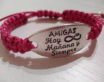 Friendship Bracelet. Friends Forever