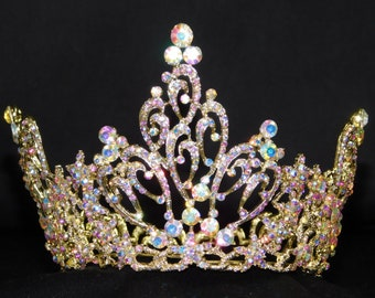 Pageant Crown Etsy