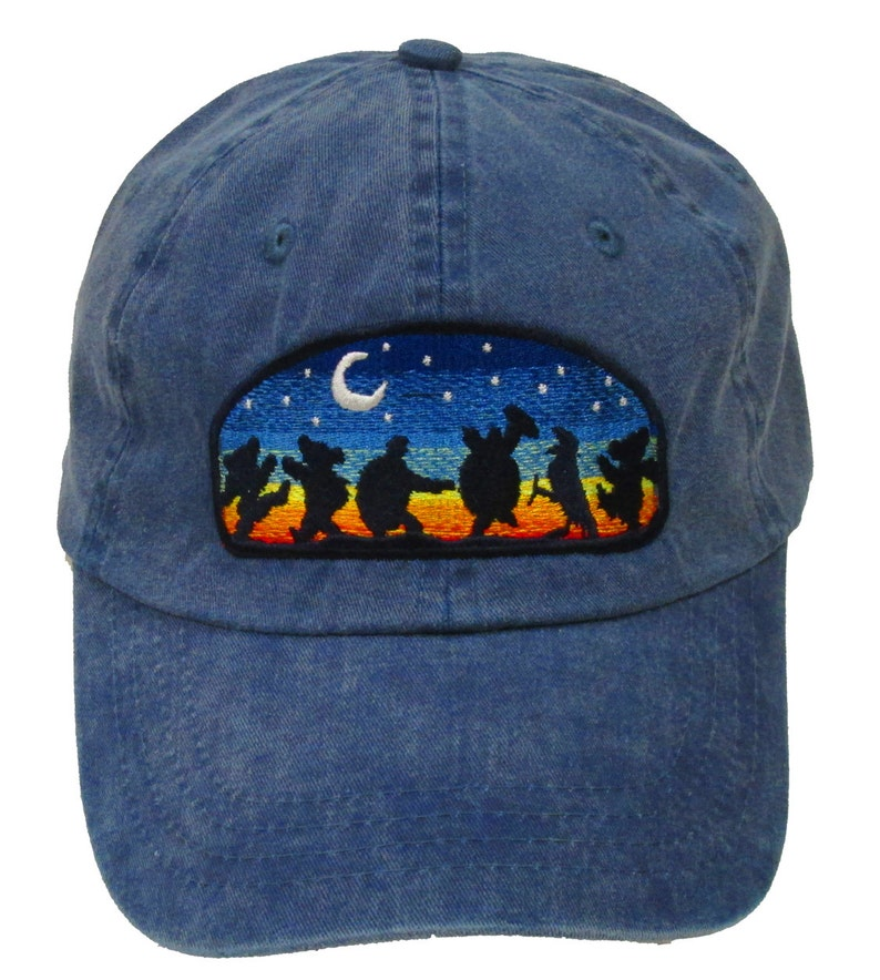 Grateful Dead Hat Moondance Embroidered Baseball Cap   hat  ee73aedf7c69
